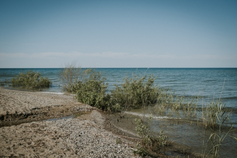 Georgian Bay. Family Photography by Sarah Tacoma.