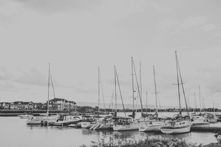 boats in Collingwood.