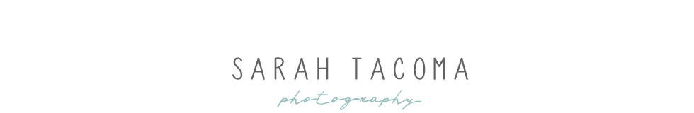 Sarah Tacoma Photography // Documentary Family & Wedding Photographer logo