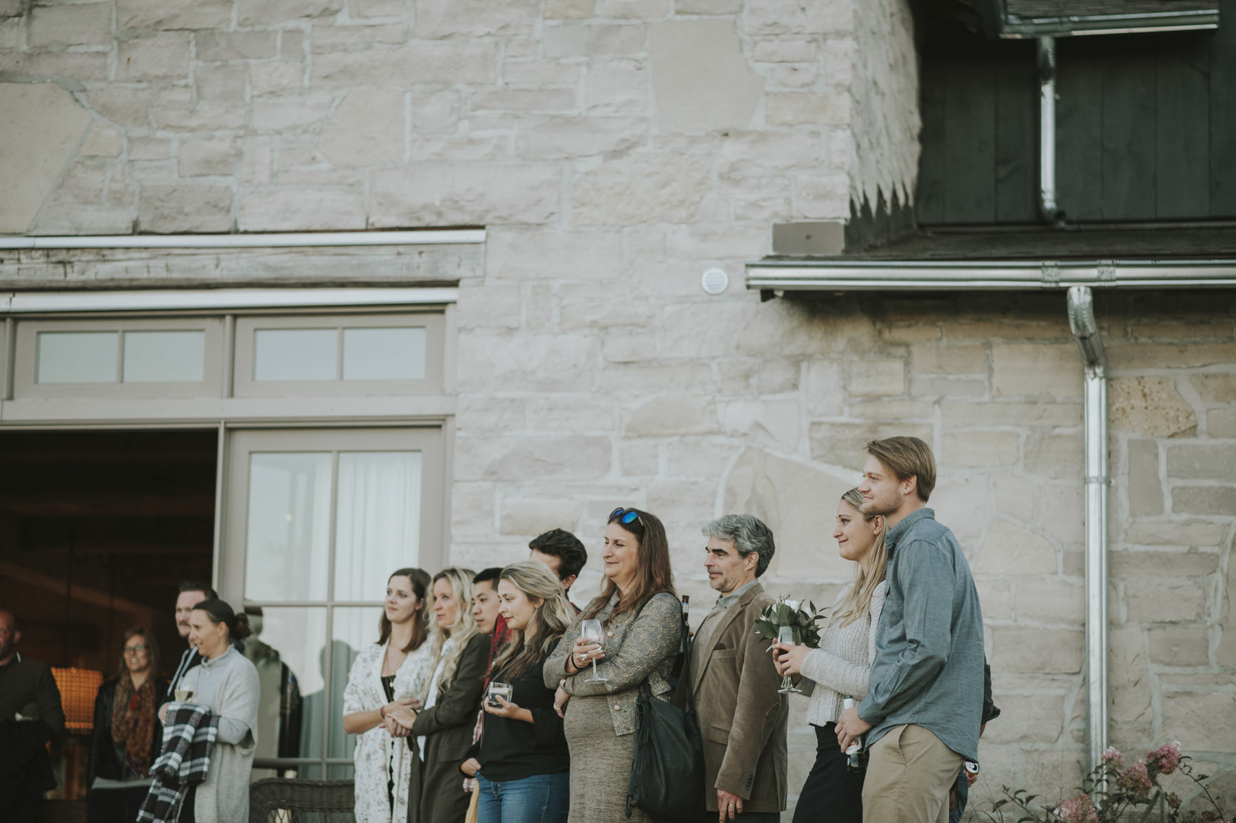 Surprise Backyard Wedding in Thornbury, Ontario. By Wedding Photographer, Sarah Tacoma